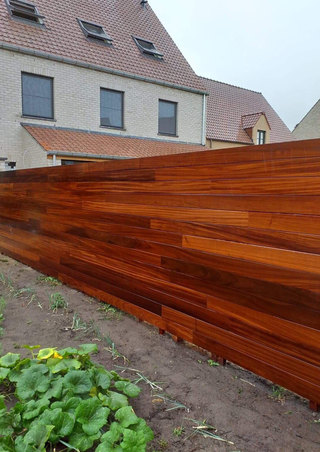 Thermowood ayous planchet