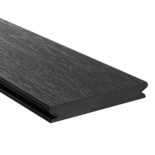 Massiv lounge nero 146 x 21 x 5000 mm