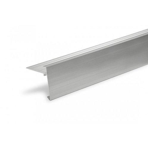 aluminium dakrand geanodiseerd