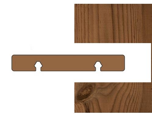 thermo den geborsteld plank vol (ANTA)