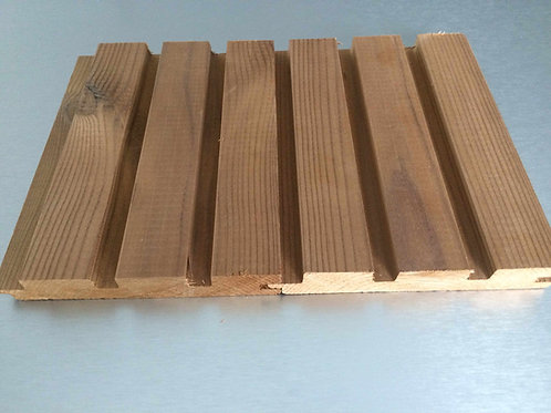 thermowood grenen triple 20 mm per m2