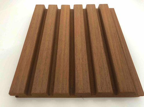 245 cm thermowood ayous triple 32 mm