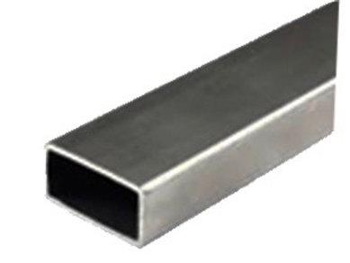 rechthoekige buis inox 100 x 50 x 3