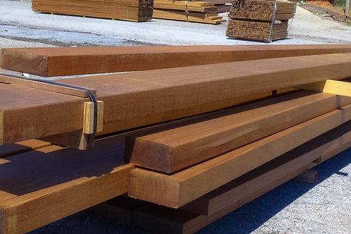 hardhouten balken , klasse 1, 45*140*2550 mm