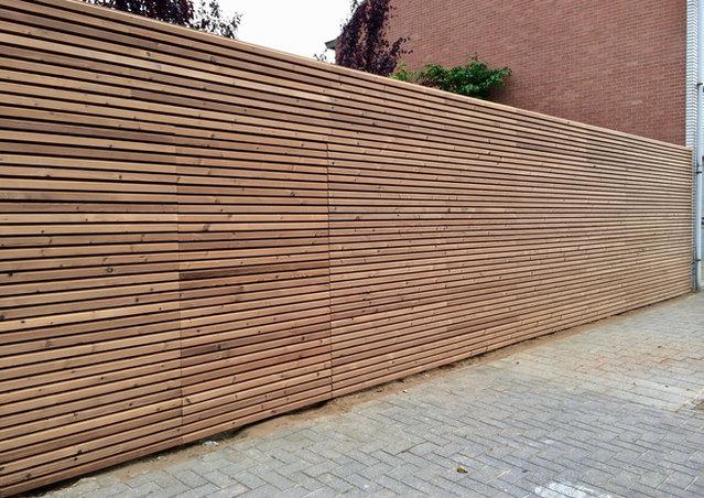 Thermowood grenen blokprofiel xl