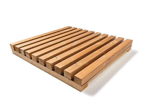 thermo pine incl. structuur en clips