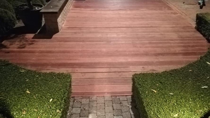 massaranduba terrasvloer