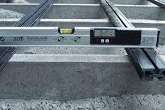 Draagbalk aluminium zwart 80 x 35 x 6000 mm