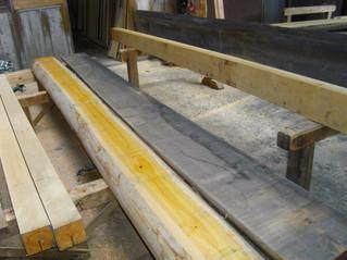 材木の選定