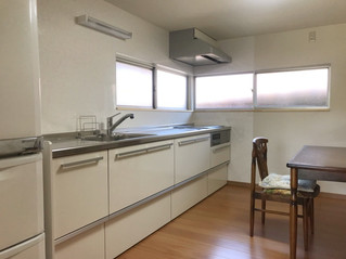 台所の改修②