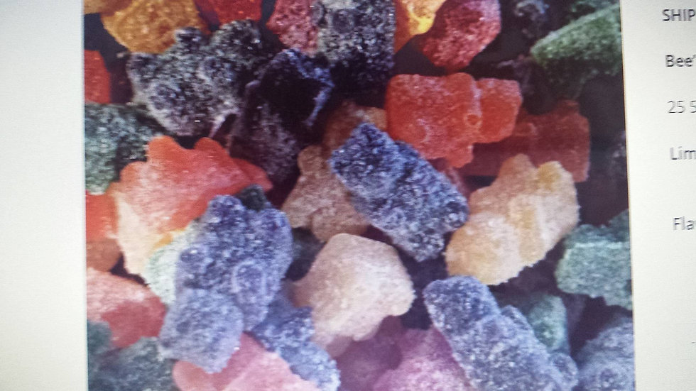 Bee's Knee's Gummy Packs (15/10 mg gummies)