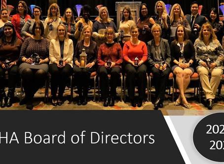 2020-2021 TDHA Board of Directors