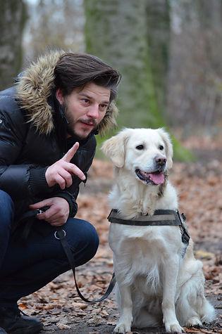 man-wearing-black-and-brown-fur-hoodie-j