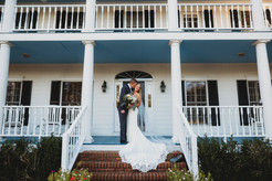 hannah and lucas front steps.jpg