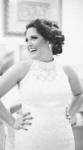happy wedding day bride
