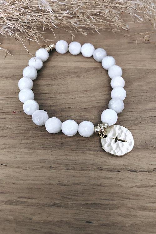 Bracelet Agate Divine & Sauvage