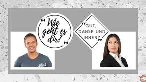Geschäftskommunikation: Duzen, siezen oder Hamburger Sie?