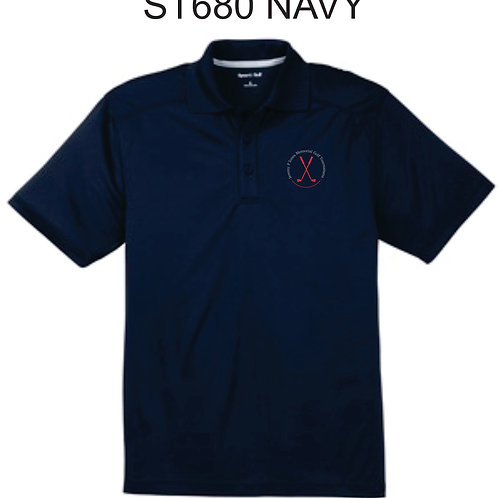 Mens Navy Polo