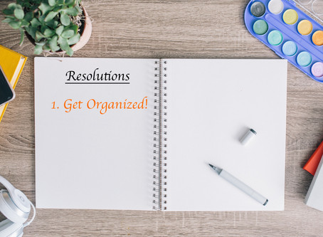 How to Celebrate Get Organized Month