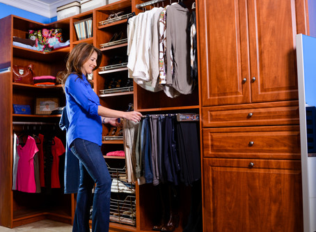 "Closet Design: 5 ""Need to Know"" Basics"
