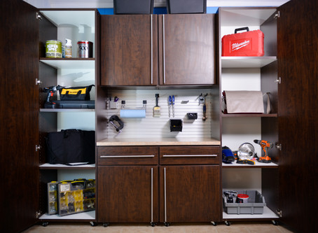 Garage Organization: 7 Best Practices