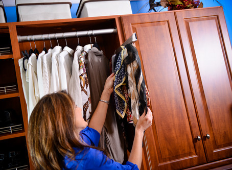 A 10 Step Guide To Purging Your Closet