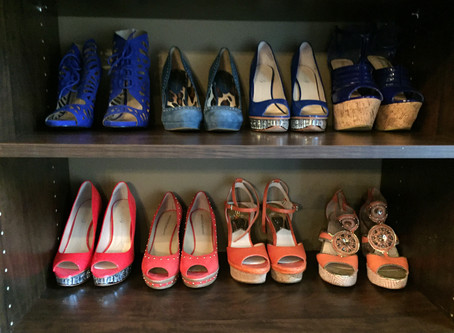 4 Ways to Step Up Your Shoe Storage