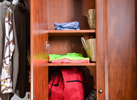 What do home buyers want in a closet design?