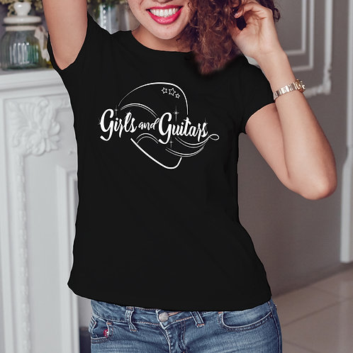 Girls and Guitars 2019 T-Shirt