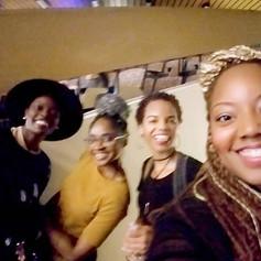 These lovelies 💖💃🏾🎸 #girlsandguitars #sheplaystowin