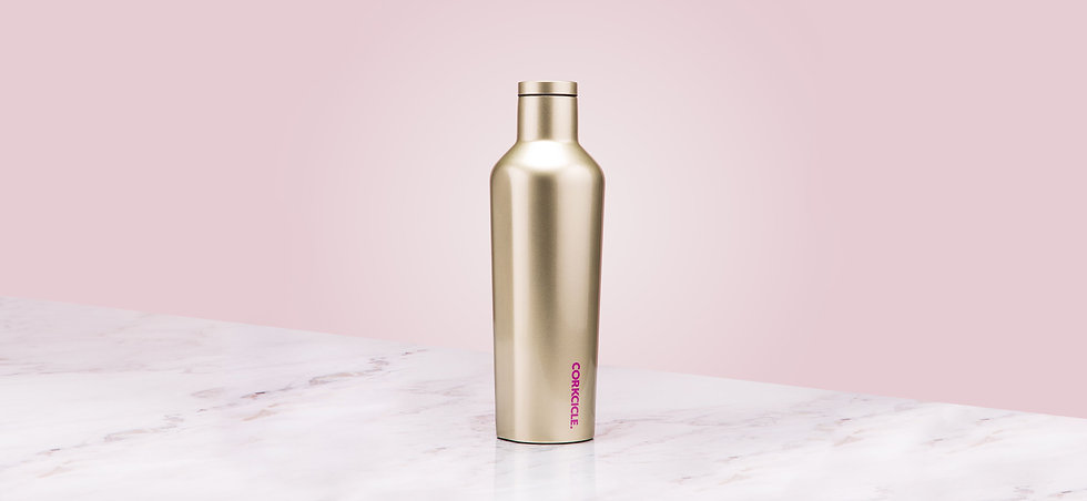Corkcicle Glampagne Canteen 16oz