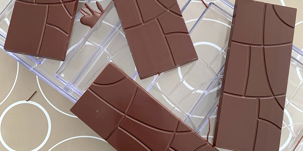 Bean-to-bar class - Make your own chocolate bar