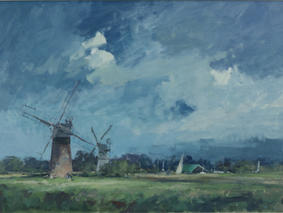 St Benet's and Thurne Mill