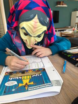 2021-01-21 Fasnets Homeschooling Nicole