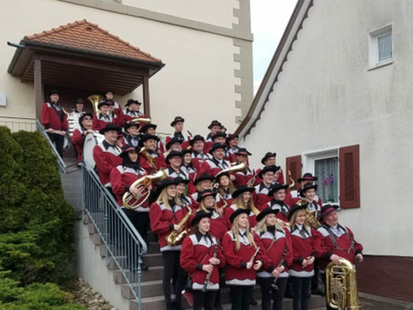 Pre-Corona Bilder #32 - Musikverein Bochingen