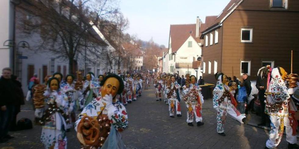 Anmeldung Fasnet Bochingen und Bürgerballkarten Vorverkauf