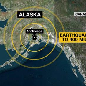 Alaska...Heat & Quakes