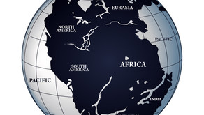 Africa will become the New Pangaea