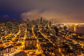 City at night!