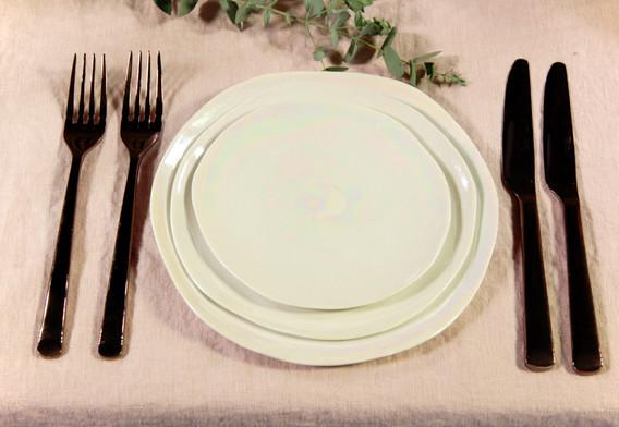 Impression Tischdekoration