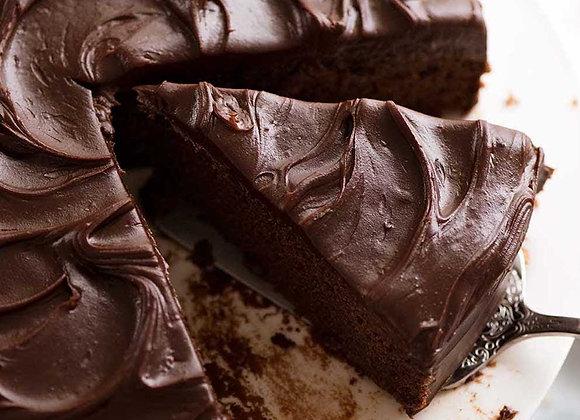 6 inch Round Chocolate Fudge Cake