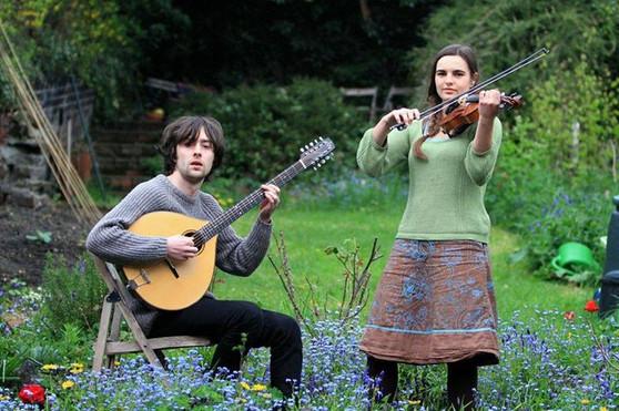 Morag Brown & Lewis Powell-Reid