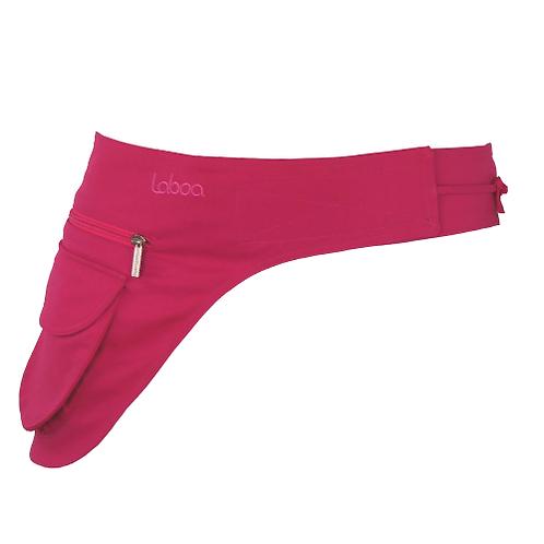 Sac-ceinture CLASSIK SIMPLE ROSE FUSCHIA