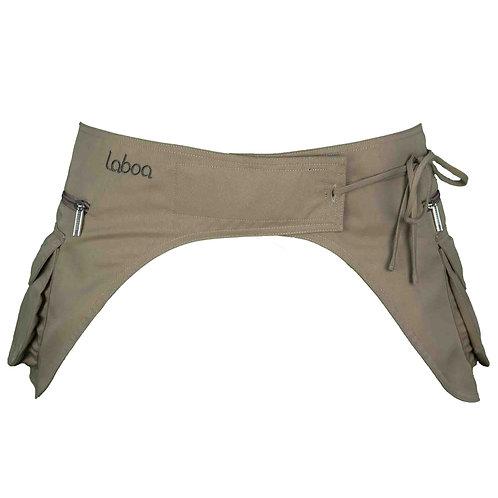Sac-ceinture CLASSIK DOUBLE BEIGE