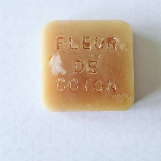 "Savon ""Fleur de Coton"""