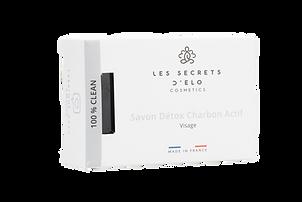 Savon Détox Charbon Actif