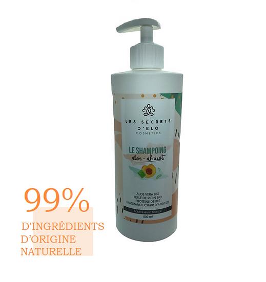 Le shampoing  Fl/500ml