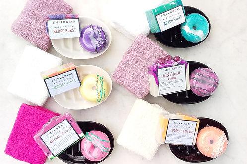 Soap & Bath Bomb Gift Set