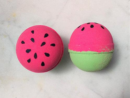 Watermelon Kisses Bath Bomb
