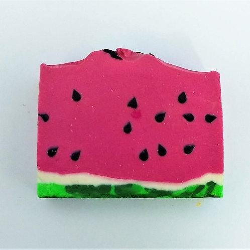 Watermelon Kisses Artisan Soap